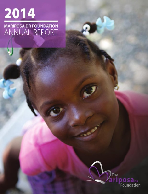 Mariposa Foundation – Annual Report 2014